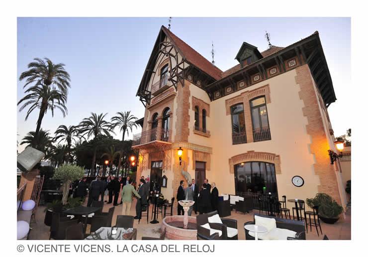 La Casa del Reloj Club Murcia Gourmet
