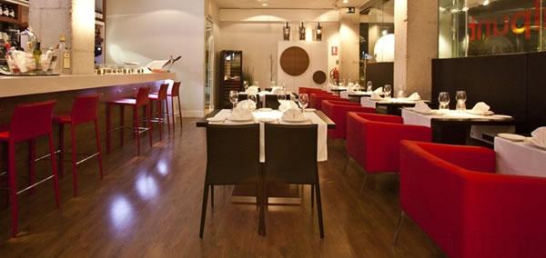 restaurante Alpunto Murcia